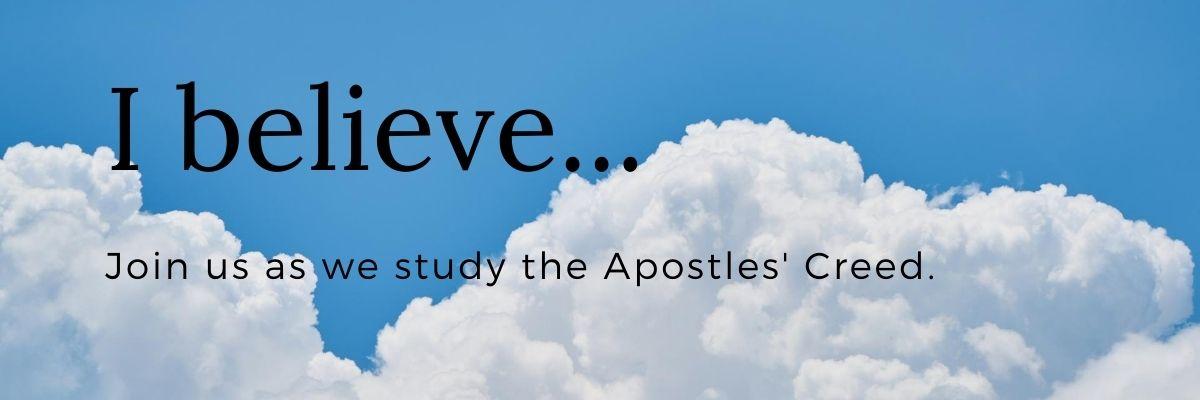 I believe… (1) Update