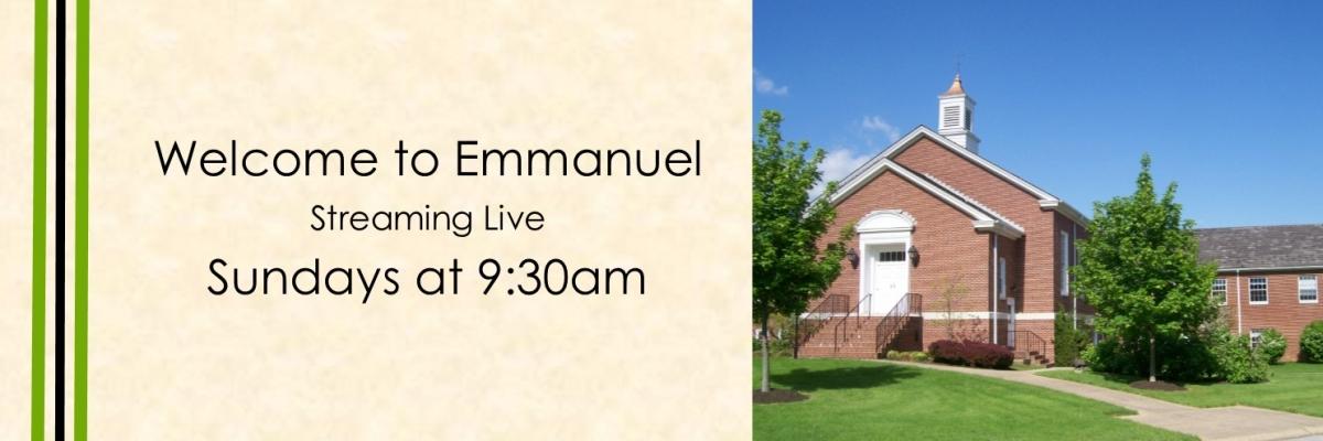 Spring Church Webcast Invitation 2020 3.1
