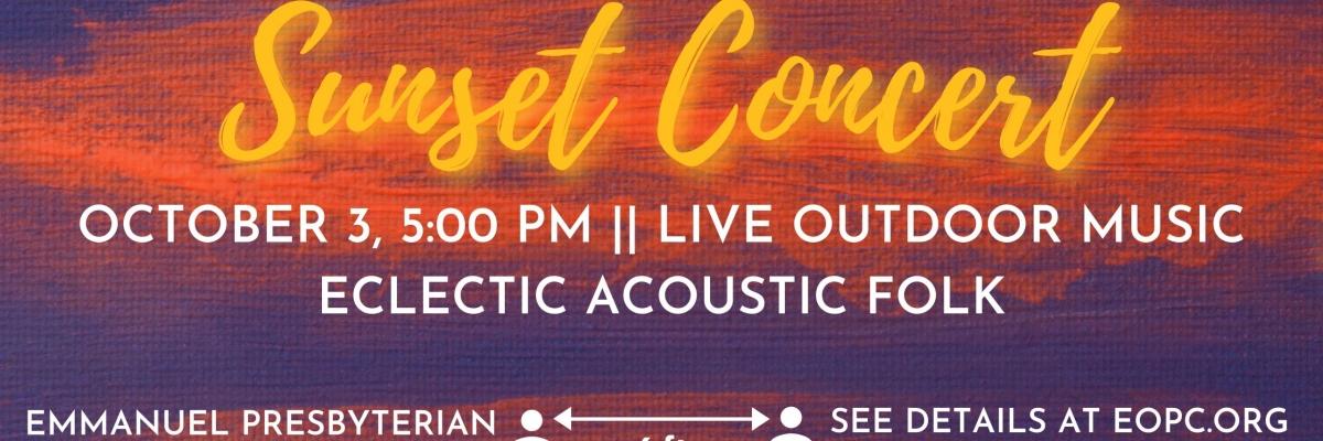 Sunset Concert 2