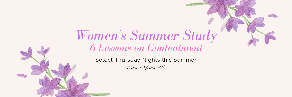 Womens Summer Study